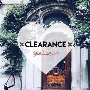 ✖️Scroll Down For Clearance!✖️
